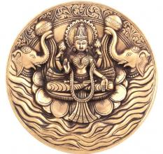 Bronze Laxmi & Parvati