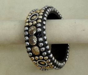 Brass Bangle 40