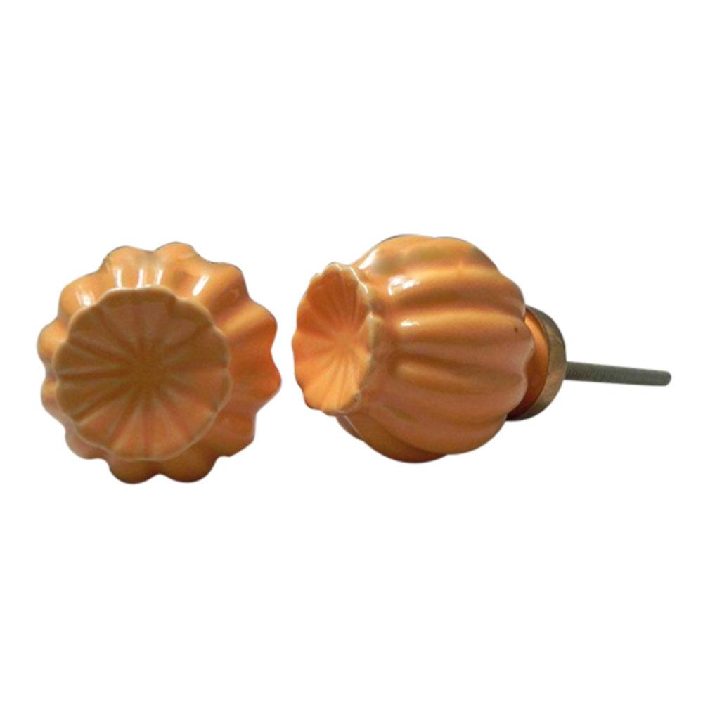 Orange Umbrella Knob