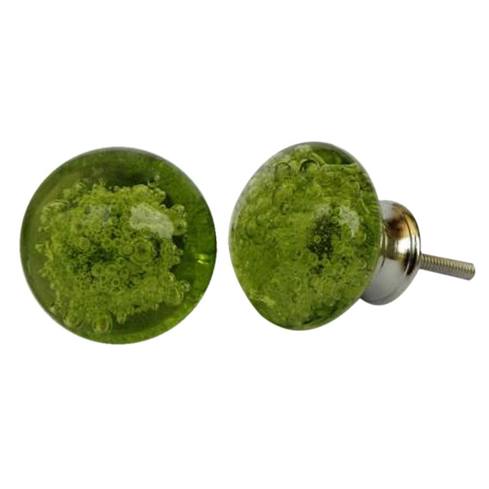 Green Bubble Knobs Online