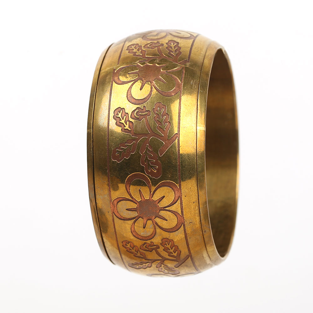 Brass Bangle (2)