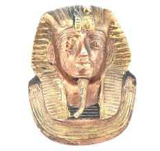 Egyptian Pharoah King Tut Bust Statue