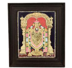 Tanjavur Painting Of Lord Balaji15