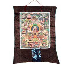 Buddha Life Thangka