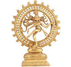 Brass Natraj Idol