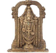 Brass Tirupati Balaji Statue