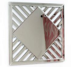 Modern Design Venetian Glass Mirror