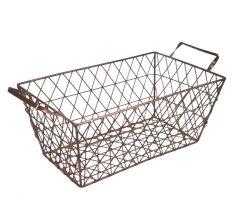 Iron Wire Basket Big