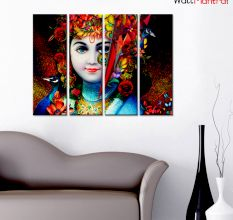 Krisha Premium Quality Canvas Wall Hanging