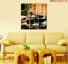 Spa Premium Quality Canvas Wall Hanging