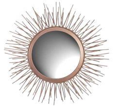 Iron Wire Mirror