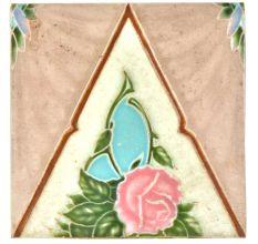 Rose Ceramic Tile