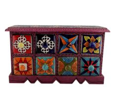 Spice Box-799 Masala Rack Container Gift Items