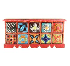 Spice Box-834 Masala Rack Container Gift Items