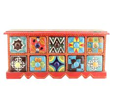 Spice Box-836 Masala Rack Container Gift Items