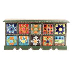 Spice Box-837 Masala Rack Container Gift Items