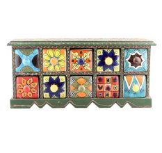 Spice Box-838 Masala Rack Container Gift Items