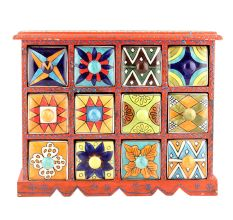 Spice Box-910 Masala Rack Container Gift Items