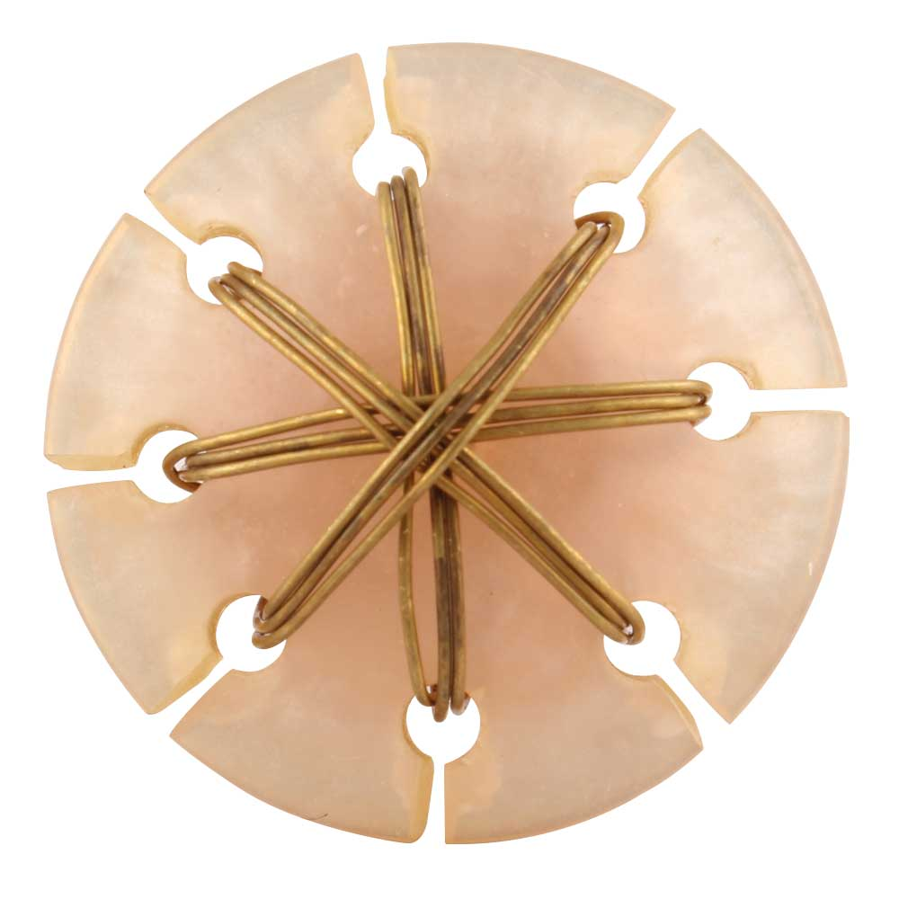 Baby Pink Top Resin Cabinet Knobs Online