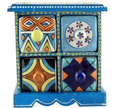 Spice Box-940 Masala Rack Container Gift Items