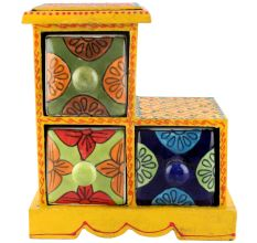 Spice Box-984 Masala Rack Container Gift Items