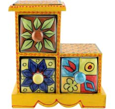 Spice Box-988 Masala Rack Container Gift Items