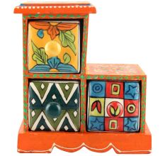Spice Box-990 Masala Rack Container Gift Items