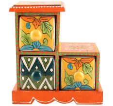 Spice Box-994 Masala Rack Container Gift Items