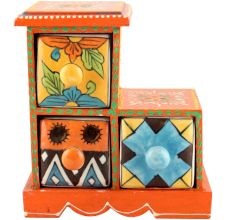 Spice Box-995 Masala Rack Container Gift Items