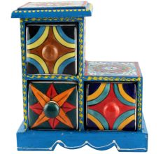 Spice Box-1006 Masala Rack Container Gift Items
