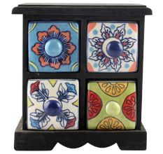 Spice Box-1188 Masala Rack Container Gift Items