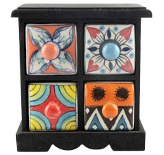 Spice Box-1193 Masala Rack Container Gift Items
