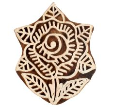 Set of 1 Piece New Wooden Printing Block