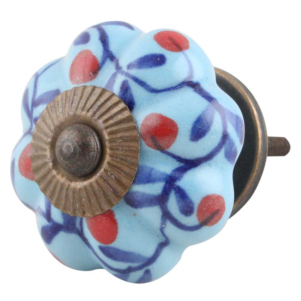 Very Berry Ceramic Knob