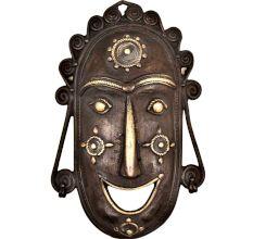 Tribal God Good Luck Home Decoration Mask