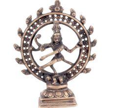 Brass Statue Hindu Lord Shiva as Nataraja