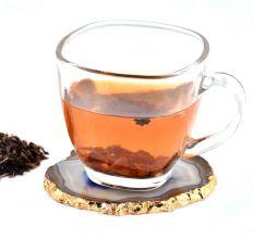 Organic Tea Orange And Mint Whole Leaf Black Tea