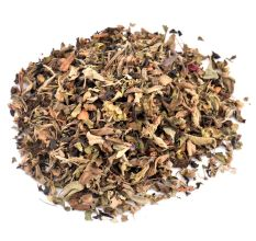 Organic Green Tea With Lemon Tulsi Cinnamon and Ginger
