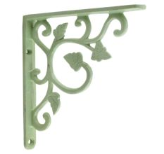 Sage Green Small Shelves Brackets