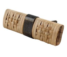 Natural Rattan Dresser Knobs