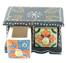 Spice Box-1484 Masala Rack Container Gift Item