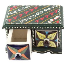Spice Box-1493 Masala Rack Container Gift Item