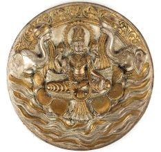 Goddess Lakshmi Wall Hanging Plate