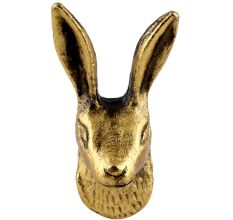 Golden Rabbit Metal Cabinet Knobs
