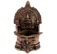 Traditional Classic Brass lakshmi Lamp