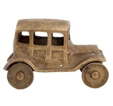 Cute Brass Car Model Table showpiece
