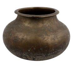 Handmade Brass Planter Pot For Home Decoration