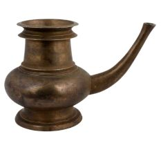Brass Holy Water Pot With A Long Spout