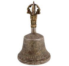 Brass Tibetan Buddhist Temple Meditation Bell