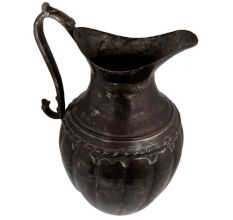 Brass Islamic Decorative Jug Vintage Kitchenware